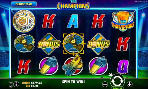 Dragon Champions Slot -31103