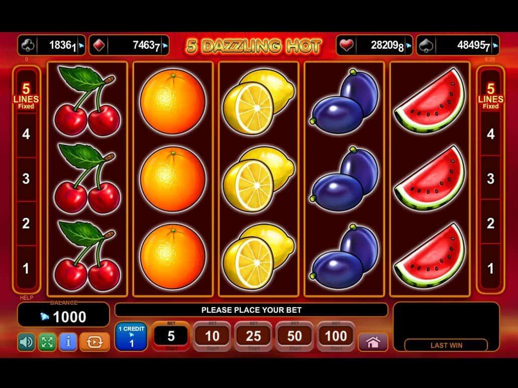 Fruit Spins Slot -39349