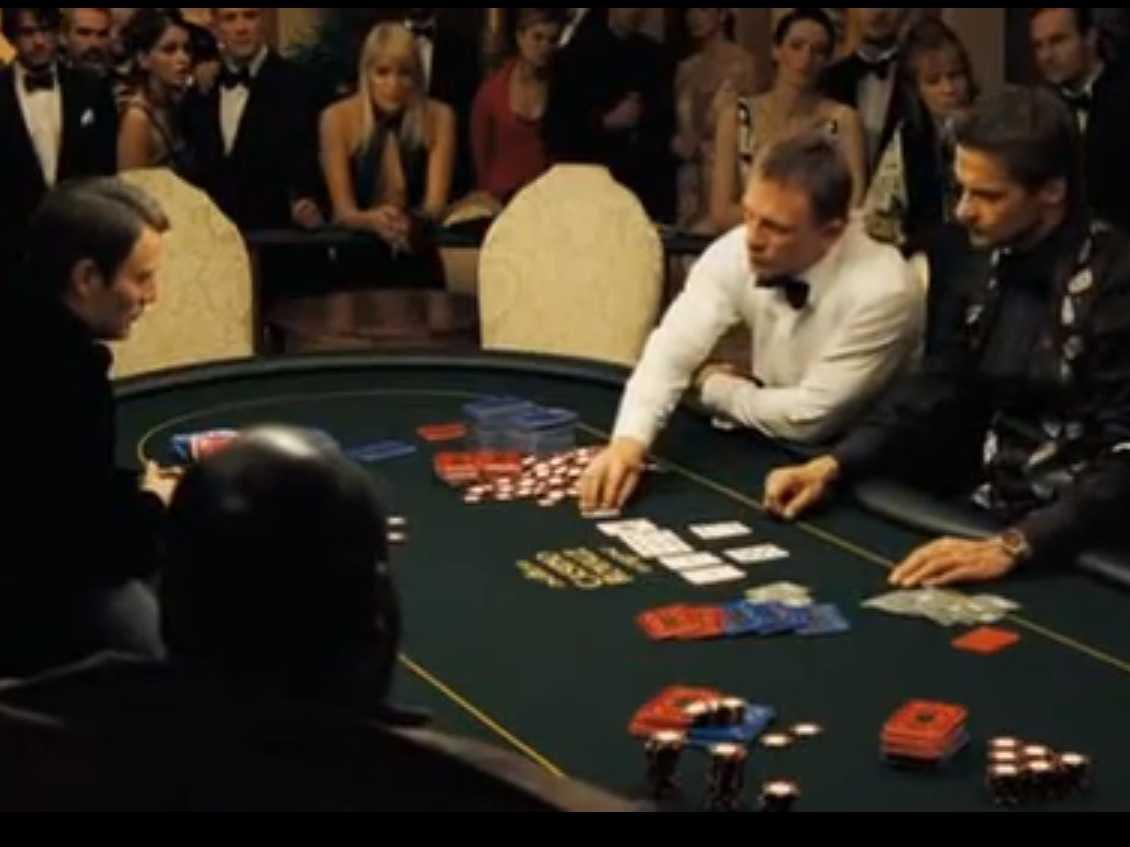 James Bond Strategy -71756