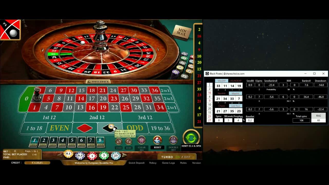 Roulette Prediction App -13425