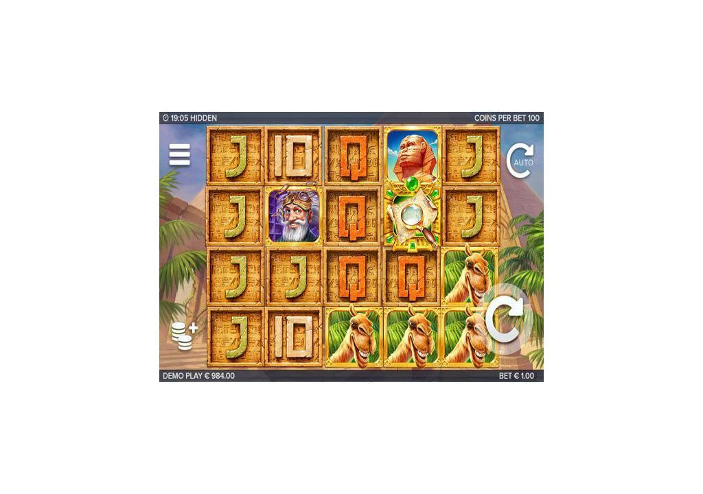 Tinderbox Treasures Slot -75926