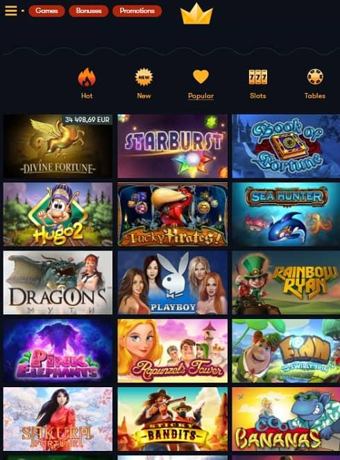 Free Odds Casino -94898