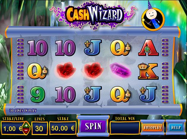 Enchanted Crystals Slot -43054