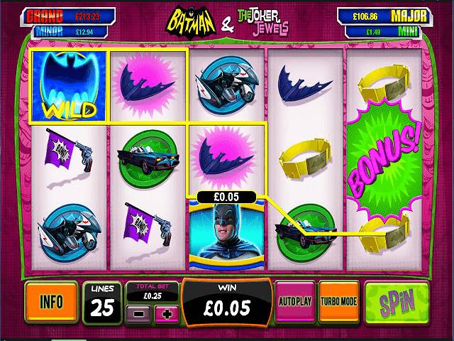 Batman the Riddler -12058