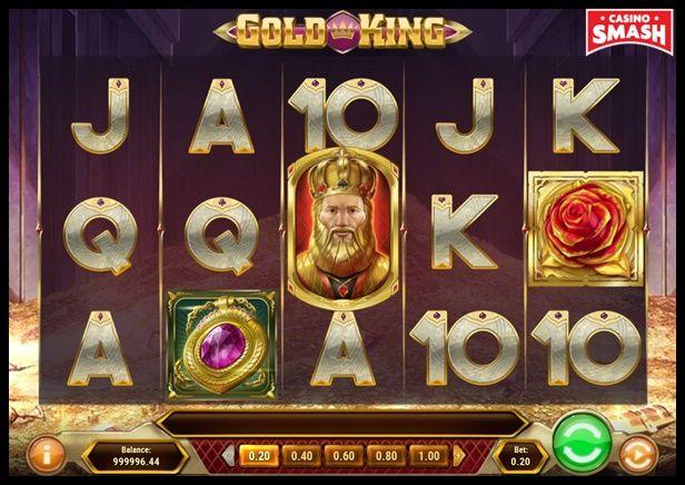 Gold King Slot -47091
