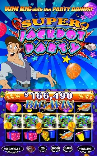 Jackpot Party -55299