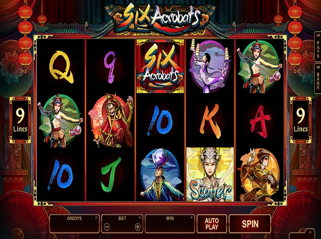 Video Slots Desktop -45954
