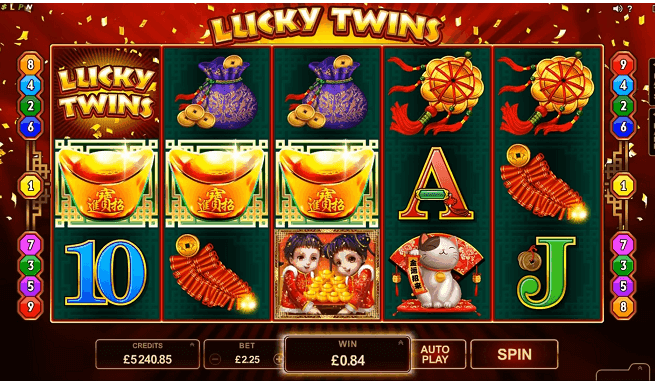 Lucky Streak Video -70860