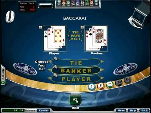 Baccarat Strategy -15247