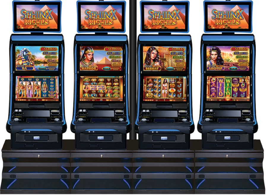 Slot Machines -14601