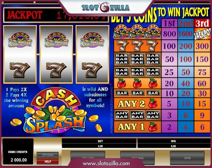 Slot Machine Generator -74422