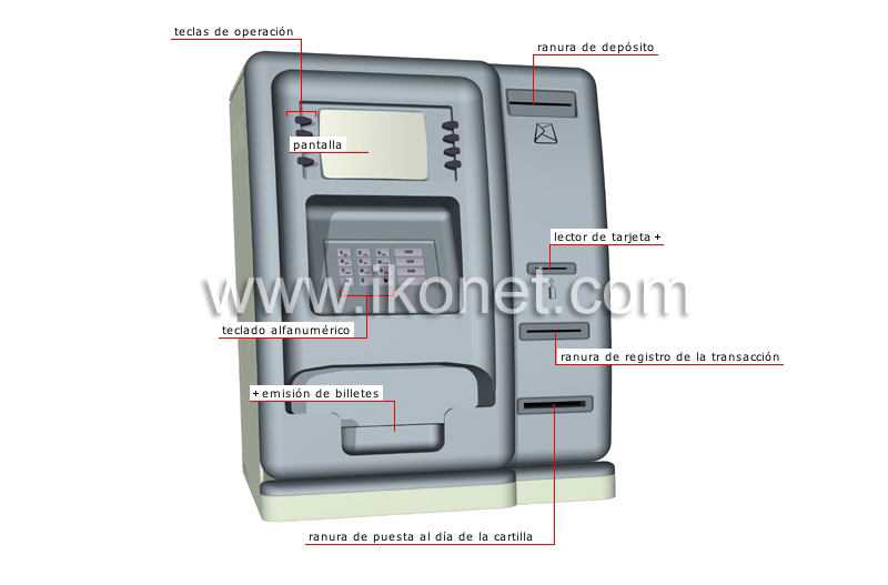 Debit Card Slot -46280
