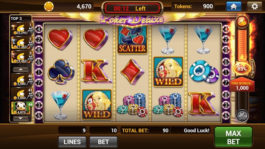 Poker Slot -53540