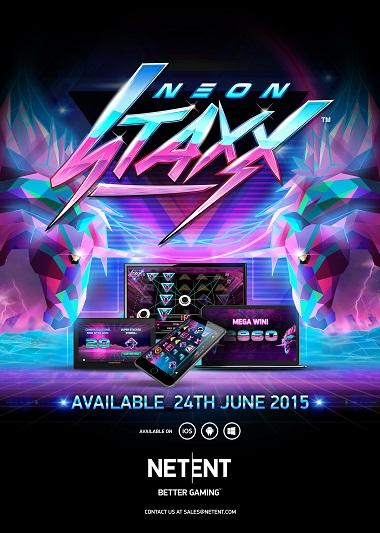 Neon Staxx Slot -26119