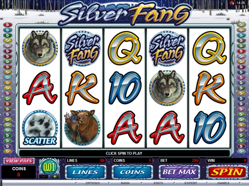 Slot Machine Odds -50892