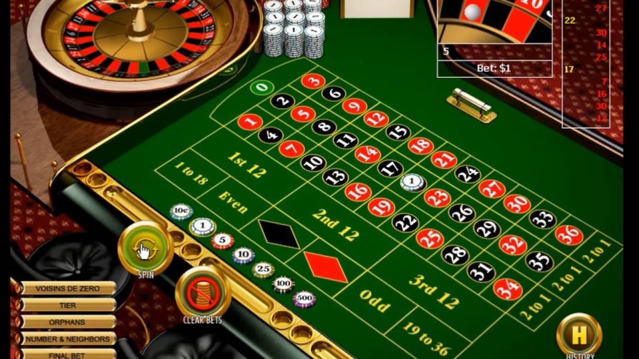 Roulette Explained -82696