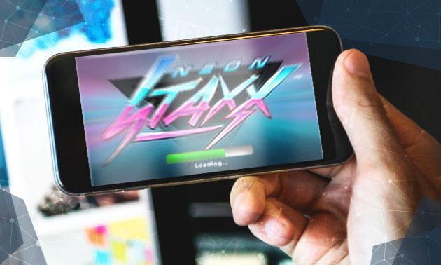 Neon Staxx -86222