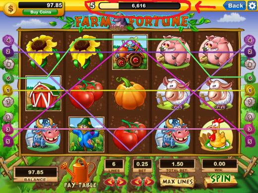 Slot Machine -13232