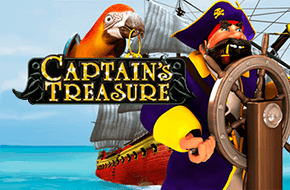 Captain Treasure Pro -40815