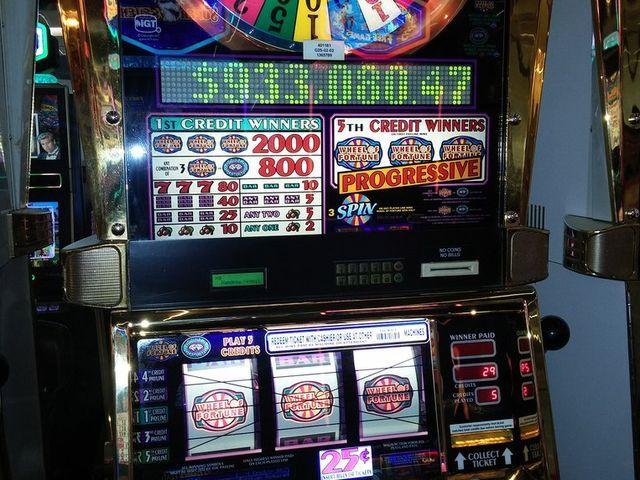 Casino Front Money -65322