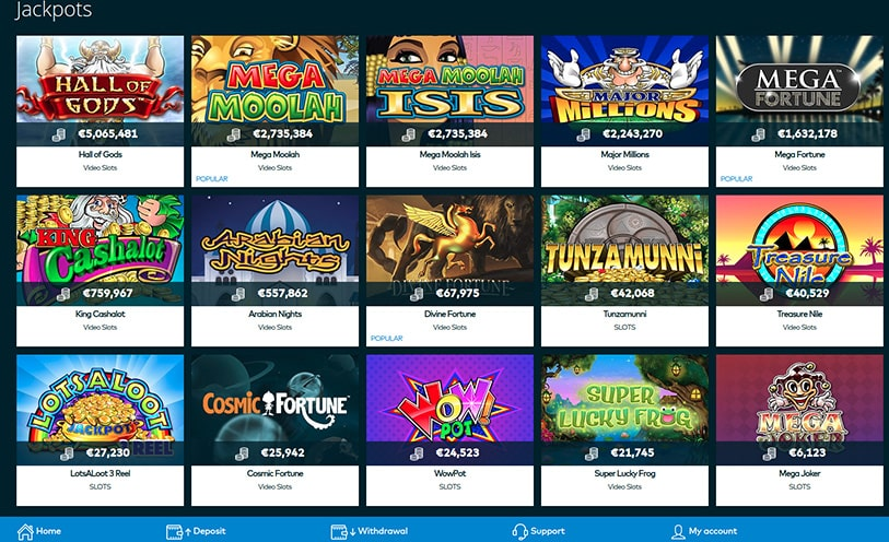 Canadian Games Realtime -17337