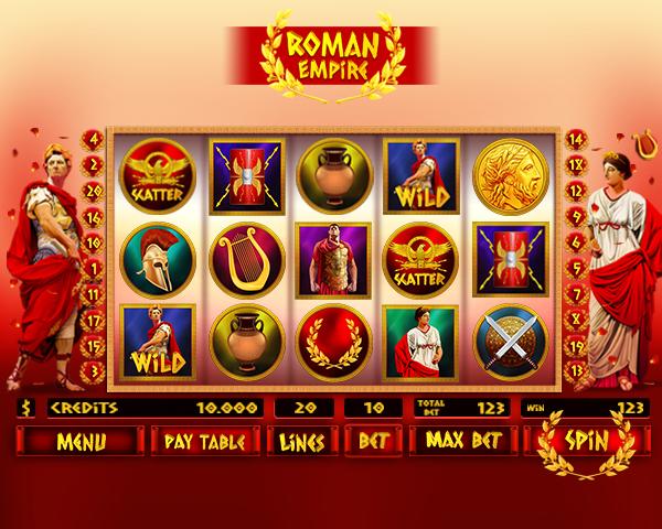 Rome Glory Slot -62932