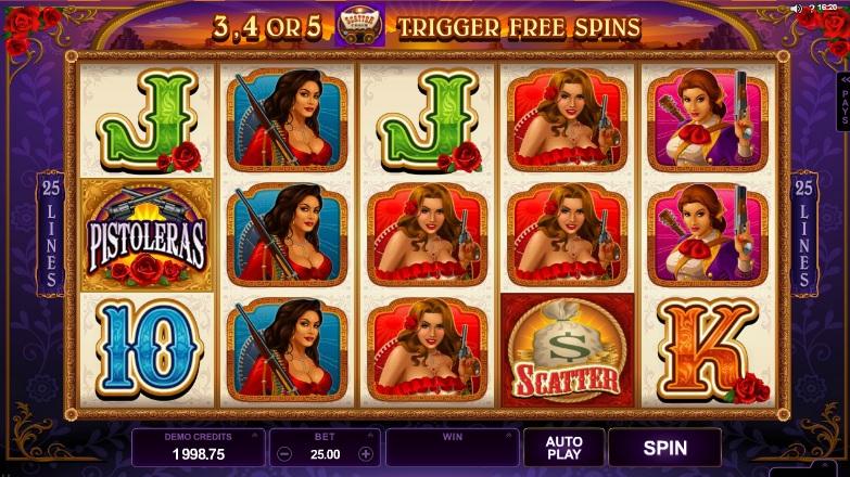Video Slots Desktop -99181