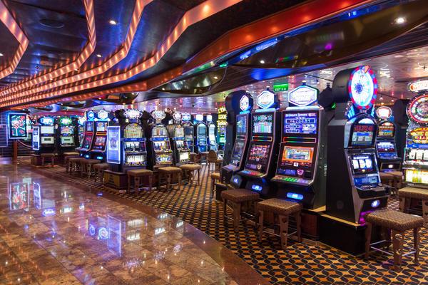 Slot Machine Odds -72381