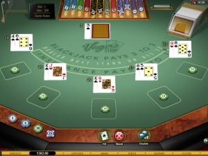 Double Exposure Blackjack -87977