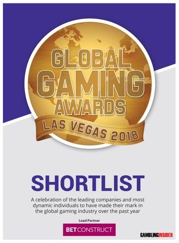 Global Gaming Awards -63186