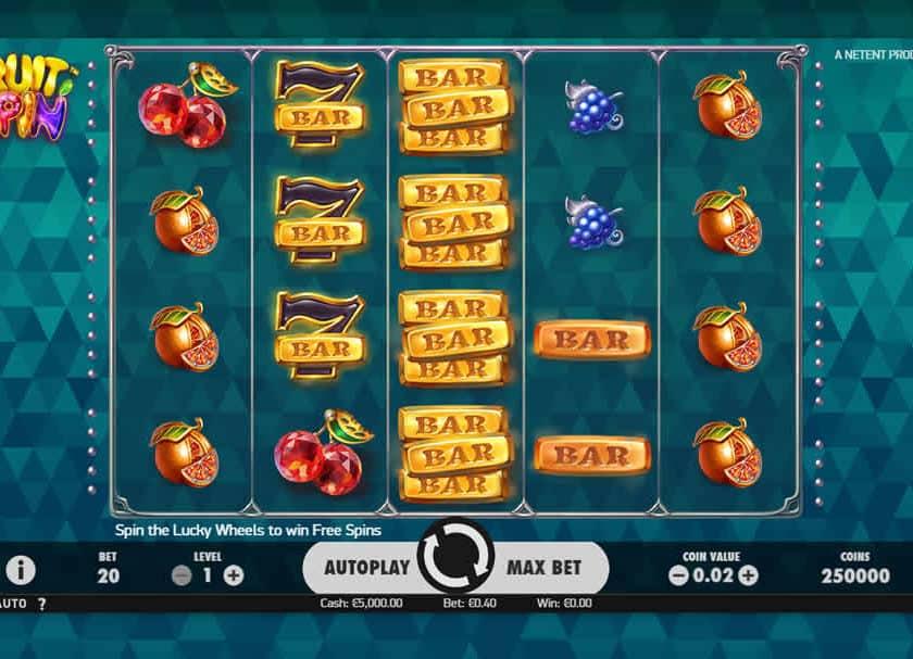 Slot Machine -36349