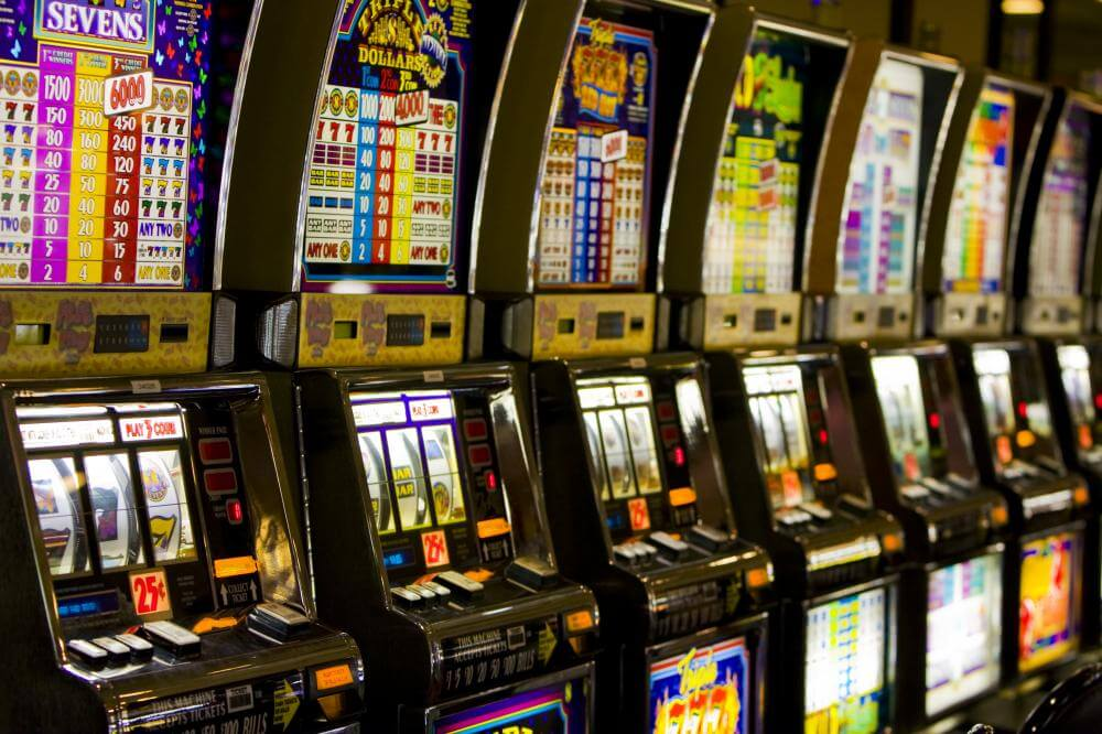 Slot Machine Odds -33668