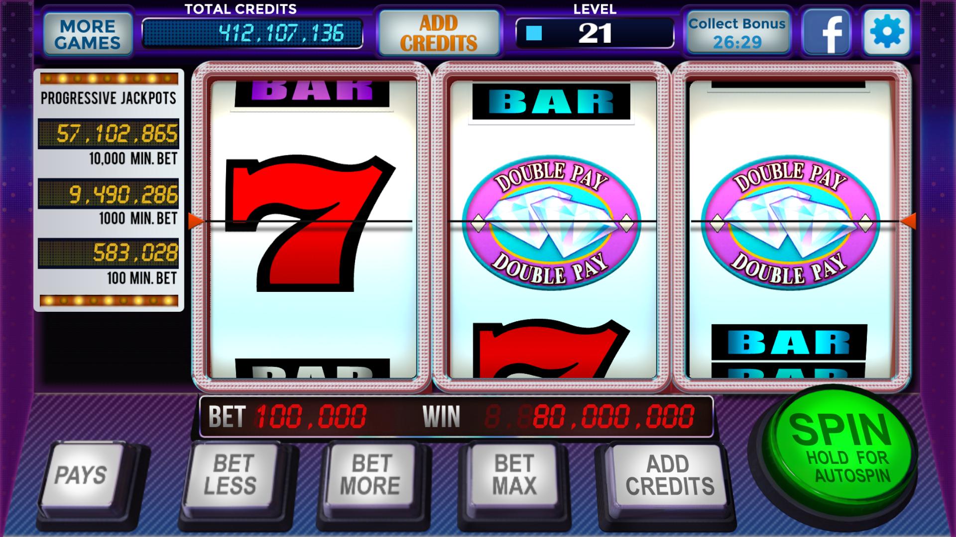 Downtown Slot -53224