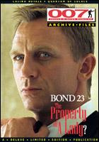 James Bond Strategy -65757