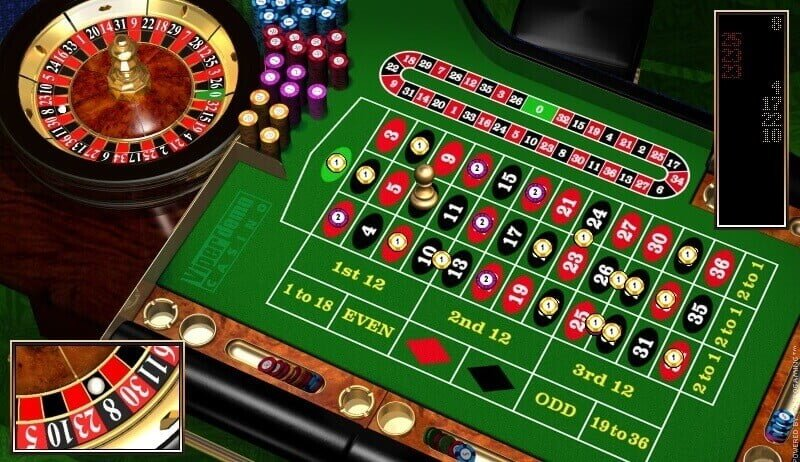 Roulette Strategy -53810