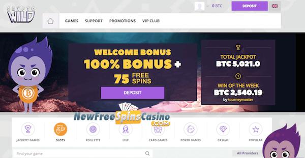 Bitcoin Casino No -76561