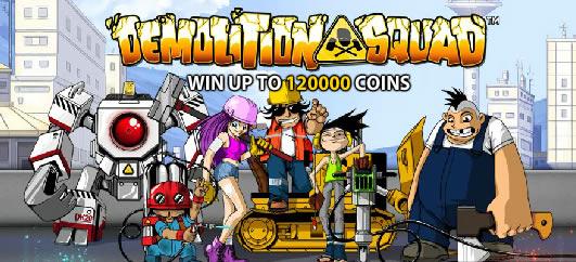 Demolition Squad -40428