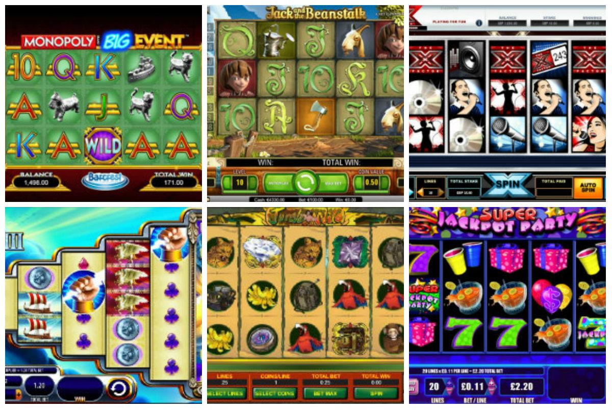 Poker Slot Monday -12561