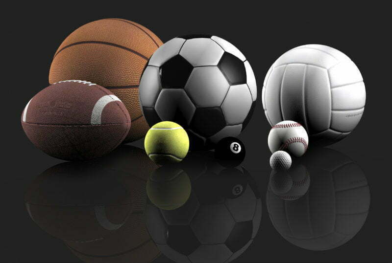Types of Sports -44091