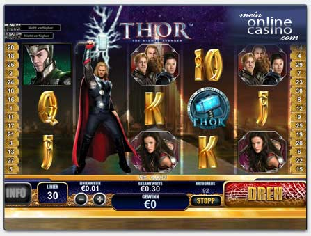 Thor the Mighty -52965