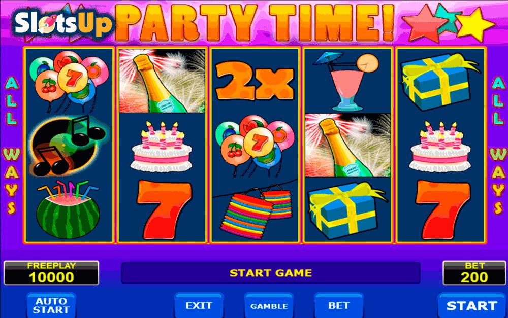 Beach Party Slot -40447