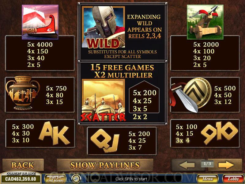 Winning at -44638