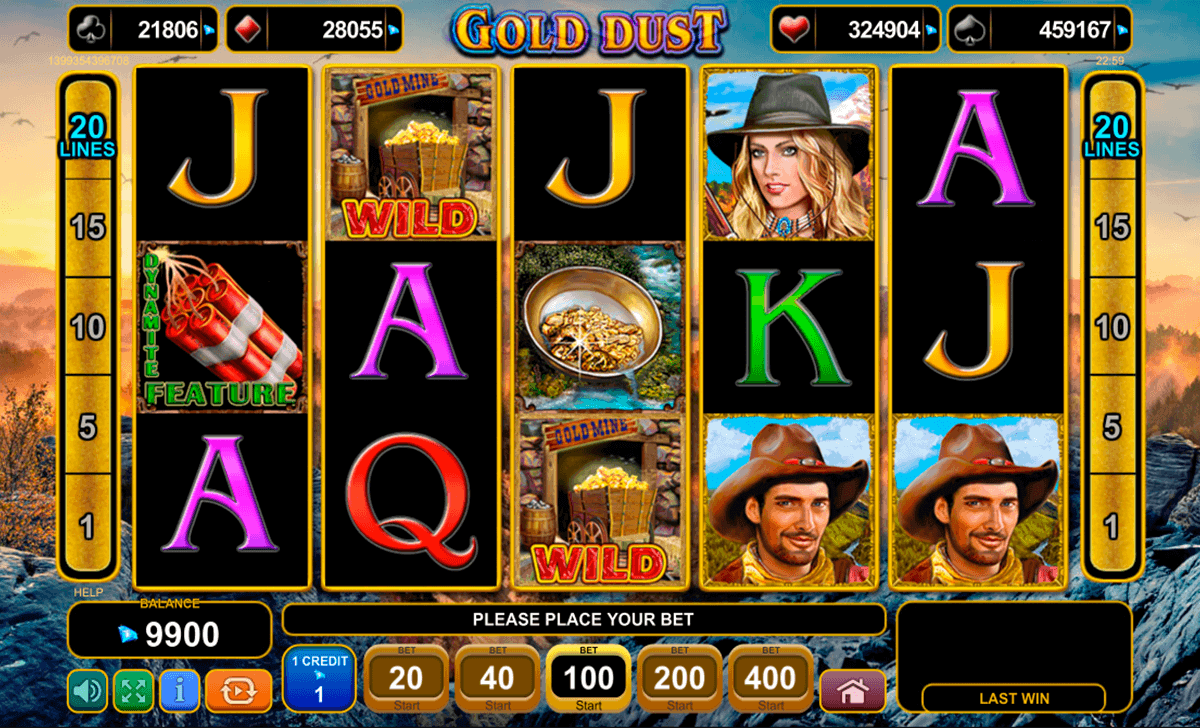 Slot Machine -40444