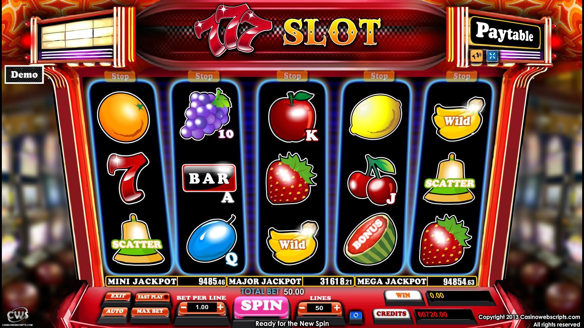 What Slot Machines -51825