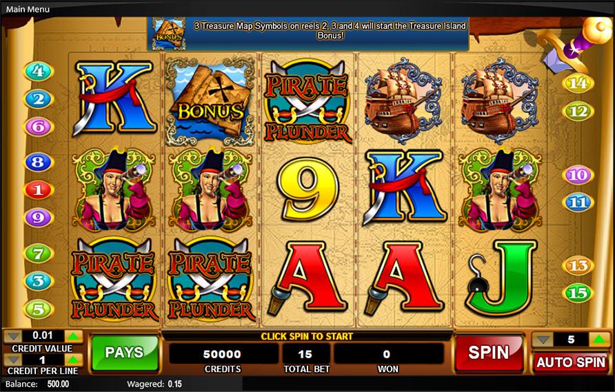 Types of Slot -95384