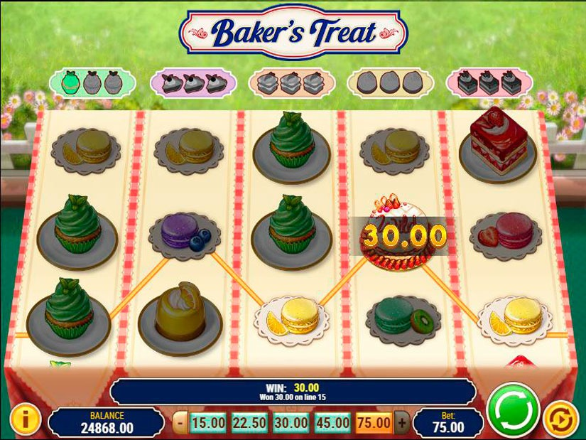 Sweet Party Slot -94791