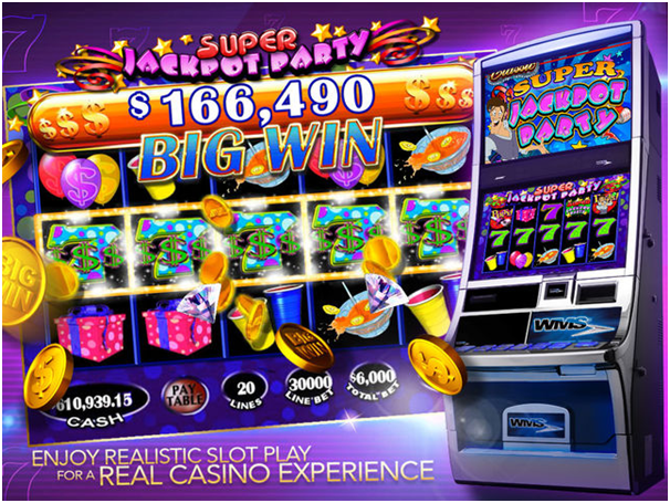 Jackpot at Pokies -95816