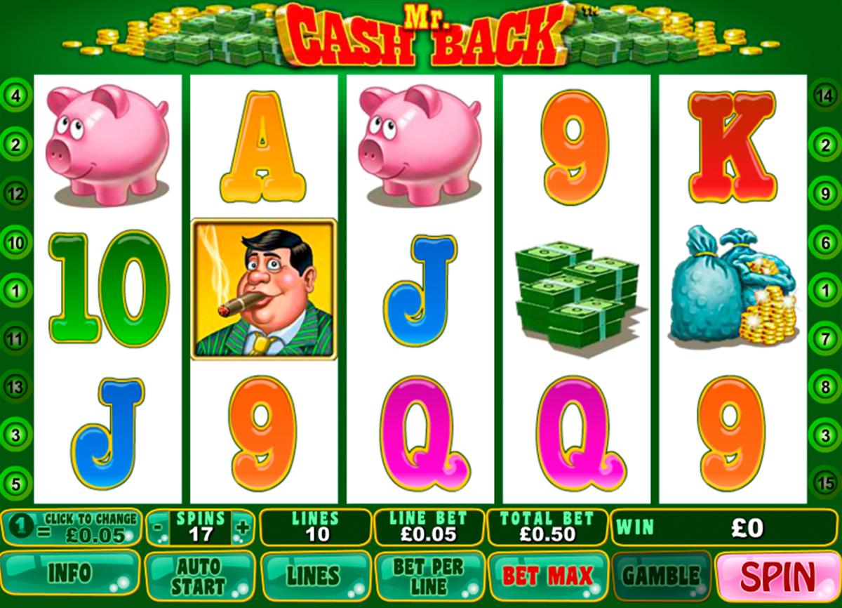 Cash Back Bonus -16391