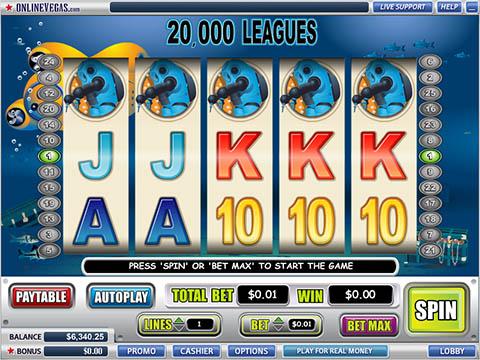 Win Money at -14825