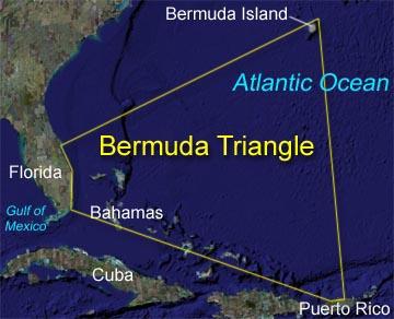 Bermuda Triangle Slot -23512